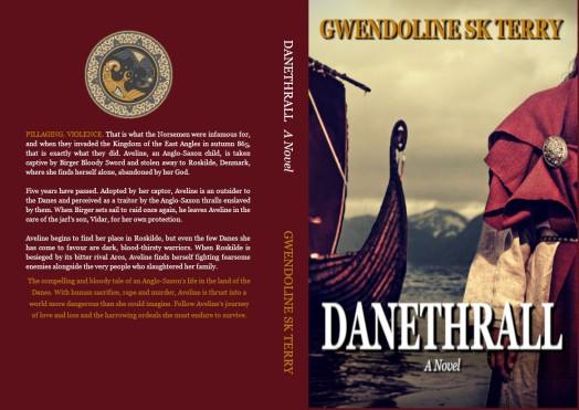 Danethrall Cover no watermark